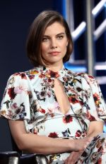 Lauren Cohan At 2019 Winter TCA Tour Day 8 In Pasadena