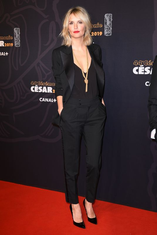 Laurence Arne At 44th Cesar Film Awards ceremony held at the Salle Pleyel in Paris