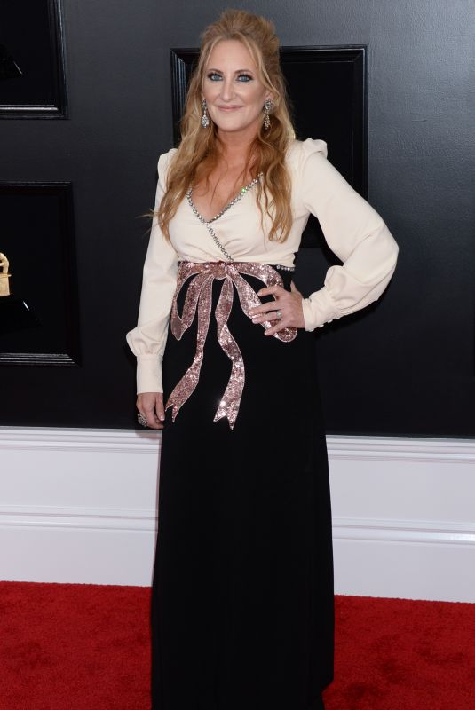LeeAnn Womack At 61st Annual Grammy Awards Los Angeles