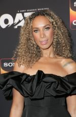 Leona Lewis At Sony Crackle