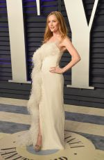 Leslie Mann At 2019 Vanity Fair Oscar Party in Los Angeles