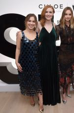 Liana Liberato At Chloe Wine Collection Launches Its She Directed Campaign in Beverly Hills