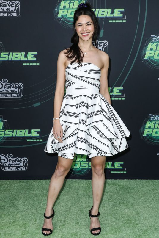 Lilan Bowden At Los Angeles Premiere Of Disney Channel