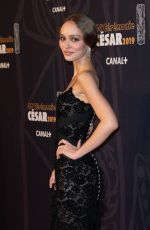 Lily-Rose Depp At 44th Cesar Film Awards ceremony held at the Salle Pleyel in Paris