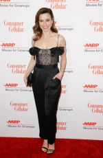 Linda Cardellini At 18th Annual Movies for Grownups Awards in Los Angeles