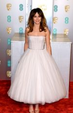 Linda Cardellini At EE British Academy Film Awards in London