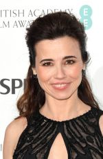Linda Cardellini At Nespresso British Academy Film Awards Nominees Party in London