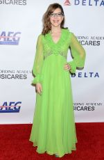 Lisa Loeb At MusiCares Person Of The Year Honoring Dolly Parton at Los Angeles Convention Center