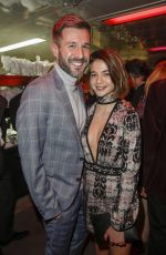 Lisa-Marie Koroll At Bunte & BMW Festival Night at the 69th Berlinale in Berlin