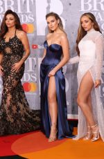 Little Mix At 39th BRIT Awards 2019 at The O2 Arena London