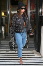 Little Mix Out and about in London