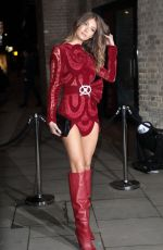 Lorena Rae At Fabulous Fund Fair during London Fashion Week