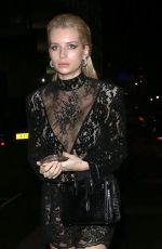 Lottie Moss At The Love Magazine Party in London