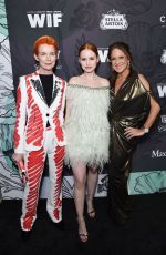 Madelaine Petsch At 12th Annual Women In Film Pre-Oscar Party in Los Angeles