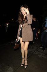 Madison Beer Outside Poppy Nightclub in West Hollywood