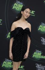 Madison Hu At Los Angeles Premiere Of Disney Channel
