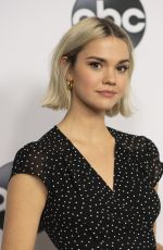 Maia Mitchell At Freeform