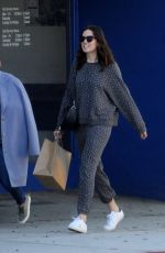 Mandy Moore Has her hands full as she steps out in Los Angeles