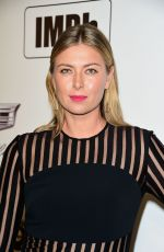 Maria Sharapova At Elton John AIDS Foundation Academy Awards Viewing Party in Hollywood