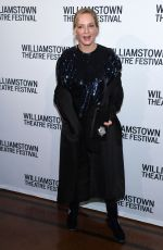 Maya Hawke & Uma Thurman At Williamstown Theatre Festival gala, New York
