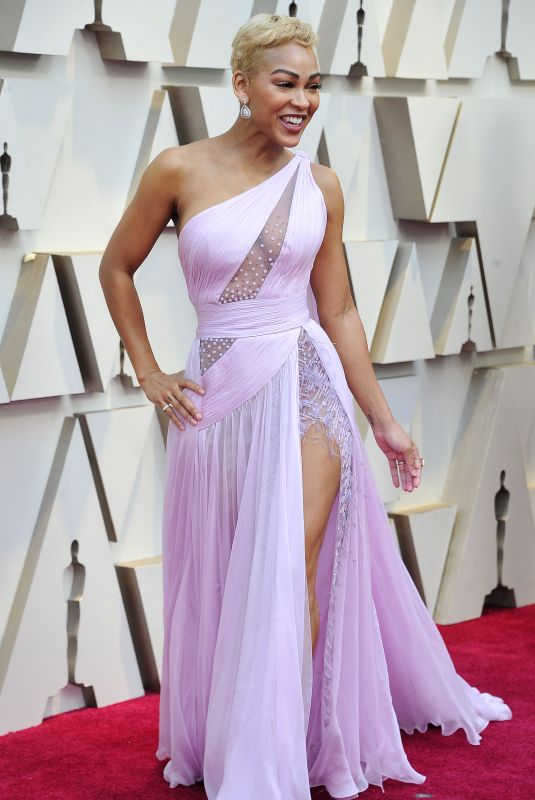 Meagan Good At 91st Annual Academy Awards in LA