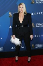 Meghan Trainor At Delta Air Lines celebrates 2019 GRAMMYs in Los Angeles