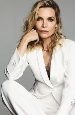 Michelle Pfeiffer - InStyle Magazine US March 2019