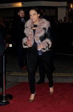 Michelle Rodriguez At The Charles Finch x Chanel Pre-BAFTA