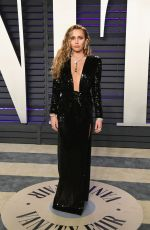 Miley Cyrus At 2019 Vanity Fair Oscar Party in Beverly Hills
