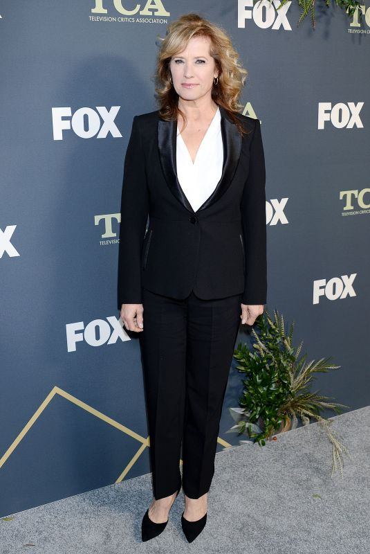 Nancy Travis At FOX Winter TCA 2019 All-Star Party in Los Angeles