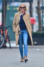 Naomi Watts Out in New York City