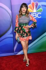 Natalie Morales At NBC Universal Mid Season Press Day, Los Angeles