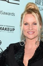Nicollette Sheridan At 6th Annual Make-Up Artists & Hair Stylists Guild Awards in Los Angeles