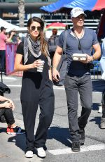 Nikki Reed Out for lunch in Studio City