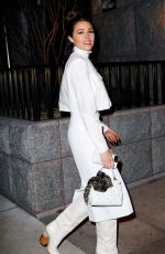Olivia Culpo At Fendi dinner event in NYC