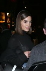 Olivia Culpo At night out in Paris