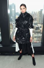 Olivia Culpo At Proenza Schouler front row during New York Fashion Week