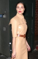 Olivia Culpo At the Stuart Weitzman Party during NYFW in NYC