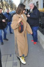 Olivia Culpo Out and about in Paris, France