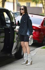 Olivia Culpo Out in Beverly Hills