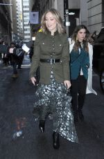 Olivia Wilde Outside Michael Kors fashion show during NYFW in NYC