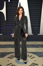 Palvin Barbara At 2019 Vanity Fair Oscar Party hosted by Radhika Jones at Wallis Annenberg Center for the Performing Arts in Beverly Hills