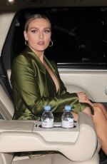 Perrie Edwards At 39th Brit Awards, After-Party, London