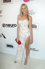 Petra Němcová At Elton John AIDS Foundation Academy Awards Viewing Party in Hollywood