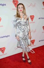 Peyton List At Virgin Voyages Scarlet Night Party in NYC