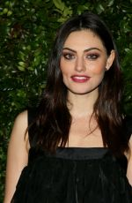 Phoebe Tonkin At Charles Finch and CHANEL