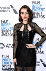 Quinn Shephard At 34th Film Independent Spirit Awards in Santa Monica