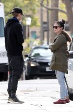 Rachel Bilson and Hayden Christensen reunite in LA