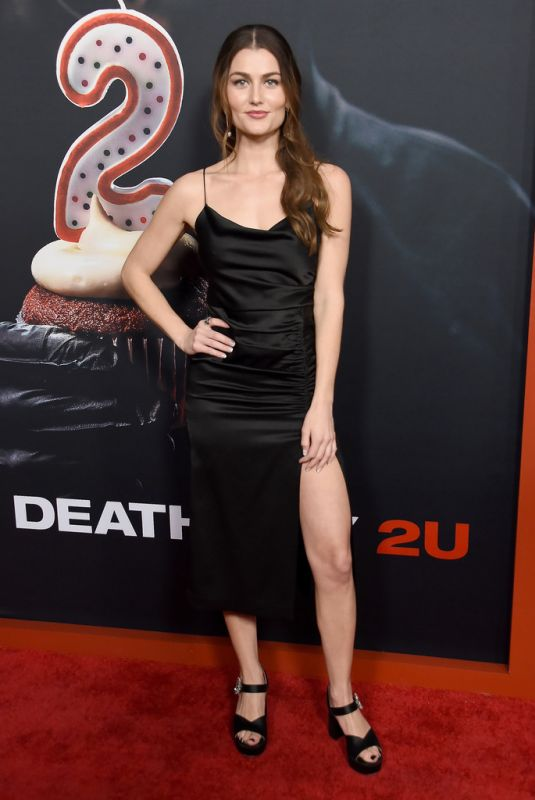 "Rachel Matthews At Special Screening of ""Happy Death Day 2U"" in Hollywood"