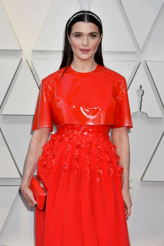Rachel Weisz At 91st Annual Academy Awards at Hollywood and Highland in Hollywood